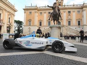 Auto elettriche formula E