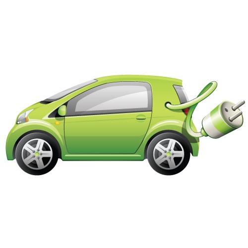 Auto Elettriche Stilizzate