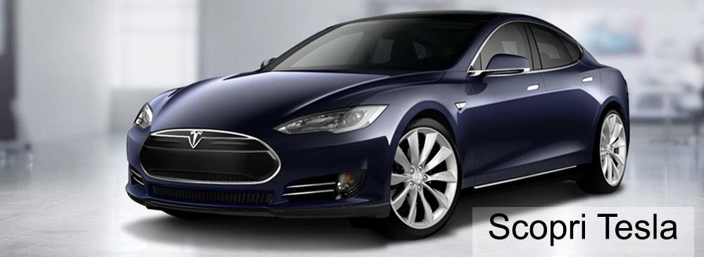 Tesla Motor noleggio lungo termine