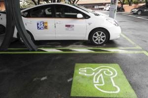 I taxi del futuro sono elettrici