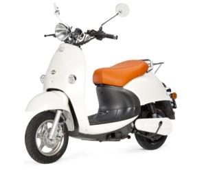Scooter elettrico Ebretti: guidare con stile