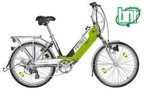 frisbee euro 7 ottima qualità prezzo biciclette elettriche