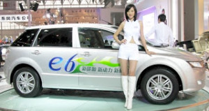 Automobili elettriche incentivi in Cina