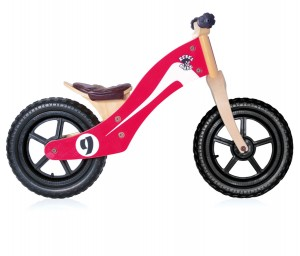 Bici Rbel Kidz rosso