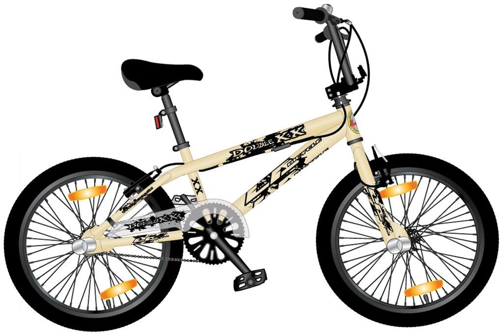 Bicicletta Per Bambini Bmx Monz Double X 20