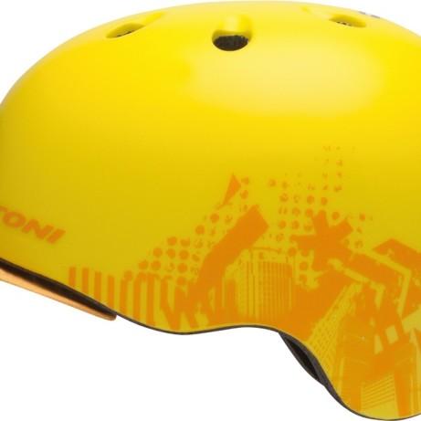 Casco C-reel+ giallo