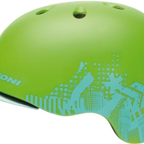 Casco C-reel+ verde