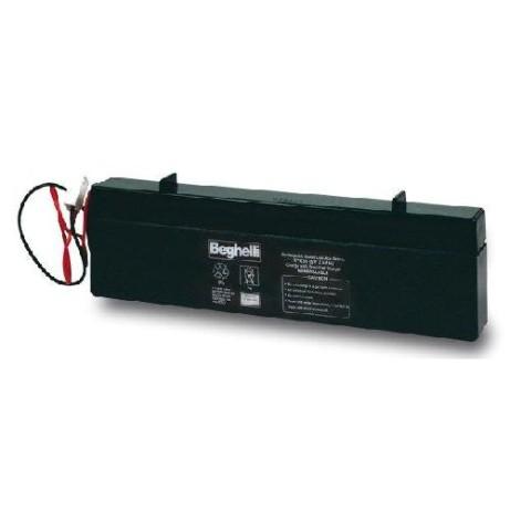 Batteria Pb 6V 4,0Ah Slim