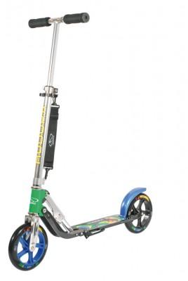 Monopattino Big Wheel verde