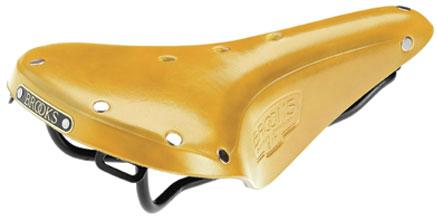 Sella Brooks B17 giallo