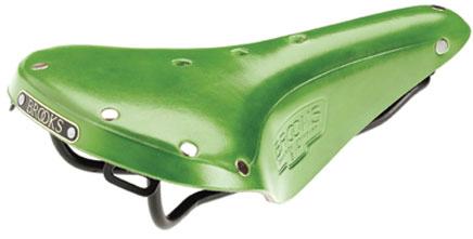 Sella Brooks B17 verde