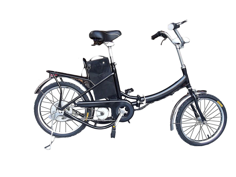 Bicicletta Elettrica Pieghevole A Pedalata Assistita 250 W