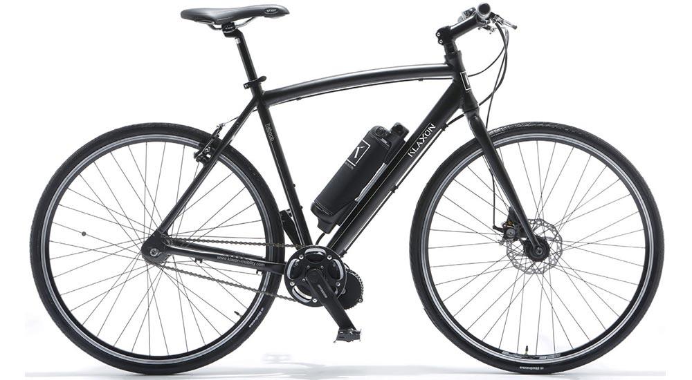 Bici elettrica Klaxon Haboob
