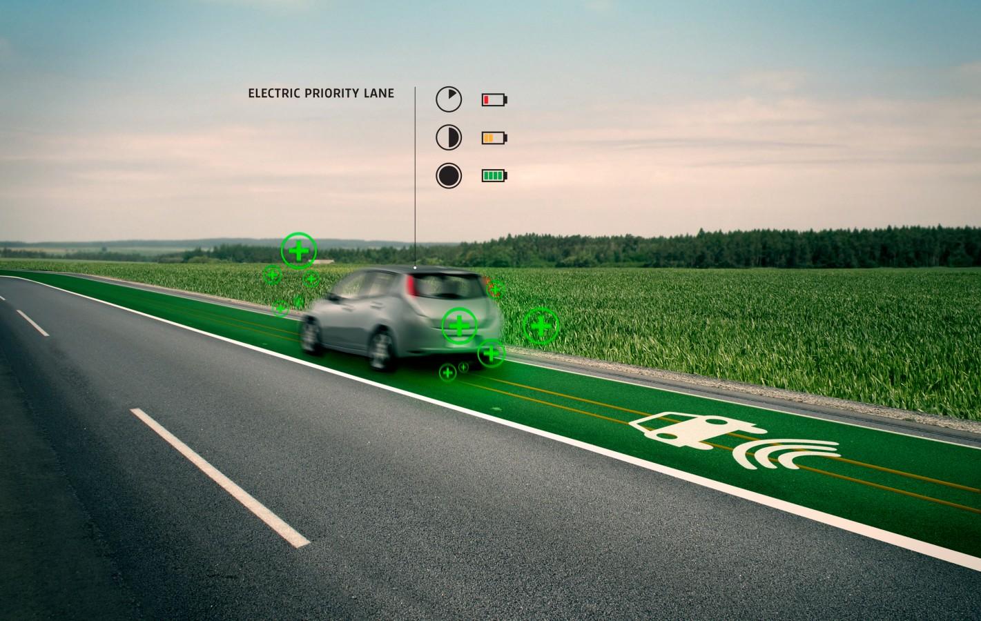 La prima autostrada eco-sostenibile - smart highway
