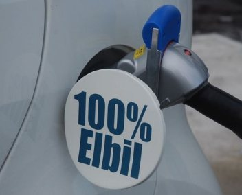 Auto elettriche norvegia