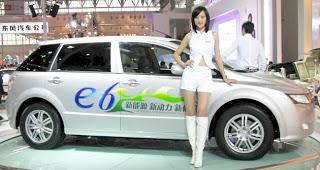 Auto elettriche incentivi in Cina