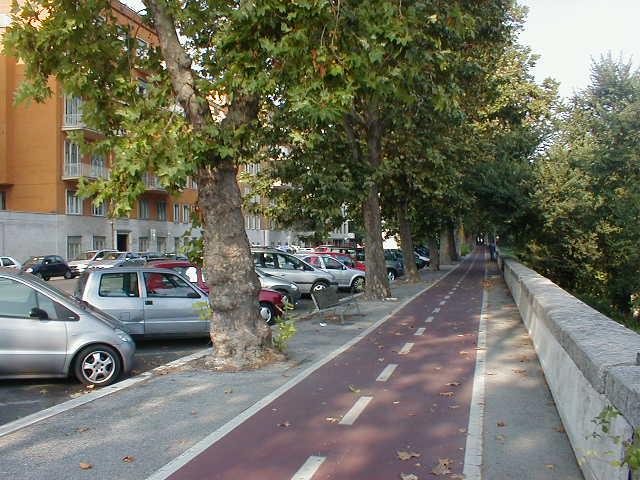 Biciclette elettriche - Pista ciclabile lunga 20mila chilometri