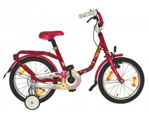 Bici Balou rosa