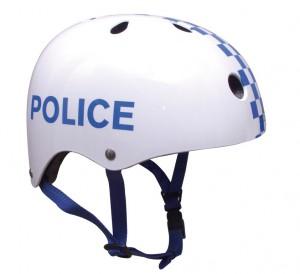 Casco Rebel Kidz Police