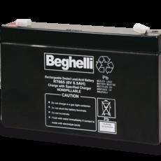 Batteria Pb 6V 6.5Ah