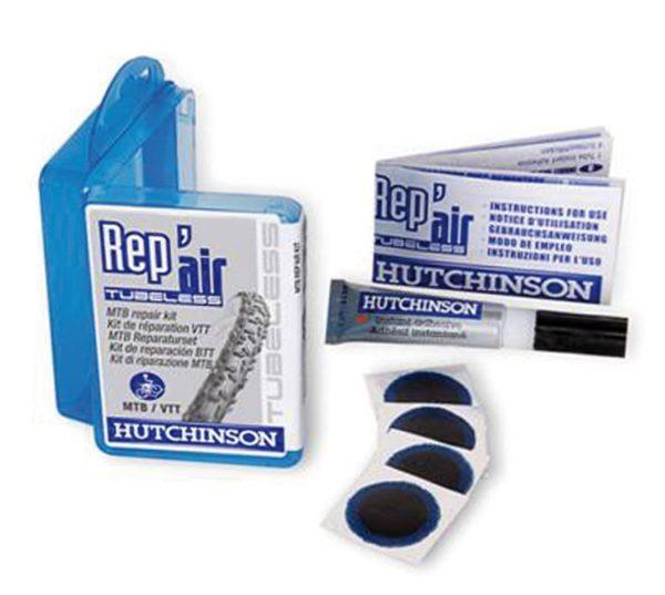 Set riparazione Hutchinson Tubeless