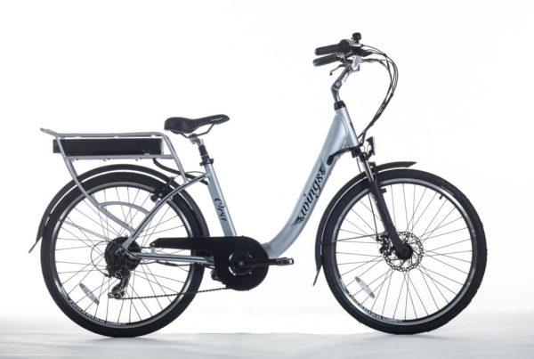 bici elettrica ora