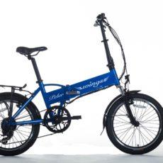 bici elettrica peler blue