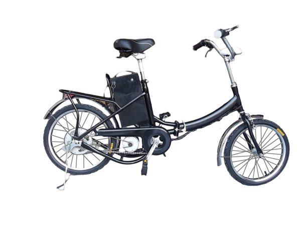 Bici elettrica pieghvole a pedalata assistita